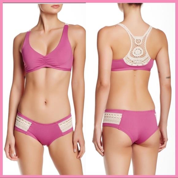 c70470031f6 l*space Swim | New2pc L Space Wild Child Boho Bikini Top Bottom ...